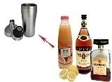 Amaretto Sour Zubereitung: Shaken