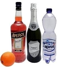 Aperol Spritz Zutaten