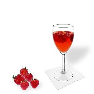 Alle Weingläser eignen sich hervorragend für eine Erdbeerbowle.