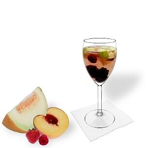 Alle Weingläser eignen sich hervorragend für eine Früchtebowle.