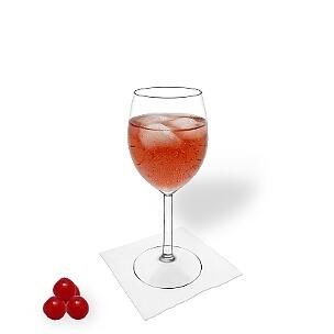 Ein Getränk das vor allem Frauen mögen, aber auch bei Männern gut ankommt.