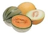 Melon Margarita Zubereitung: Melone zubereiten