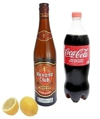 Rum Cola Zutaten
