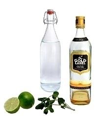 Whisky Sour Zutaten